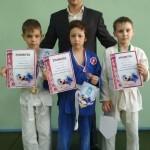 Павлов А.Е. и призёры